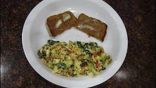 Veggie or breakfast veggie stirfry