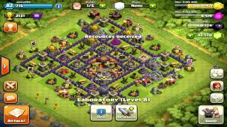 Clash of Clans - 80,000 GEMS GAMEPLAY!! MAXING OUT BASE + EVERY MAX OUT TROOP! #4
