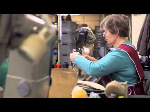 NPS Shoes Factory - the making of the Clarks Desert Boot