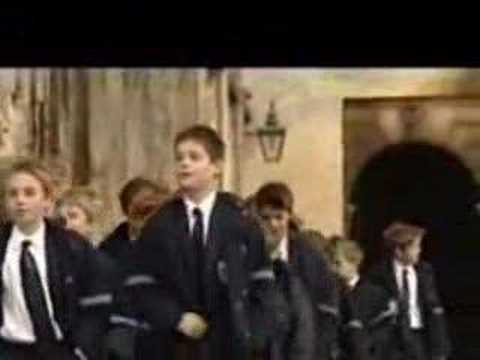 The Choirboys - Pie Jesu (stereo Sound)
