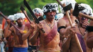 Экспедиция к дикому племени Яномами. Бразилия. Мир наизнанку 10 сезон 25 выпуск