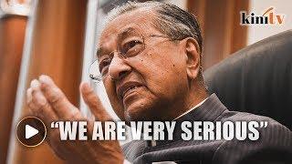 Umno will not take over Bersatu, promises Dr Mahathir