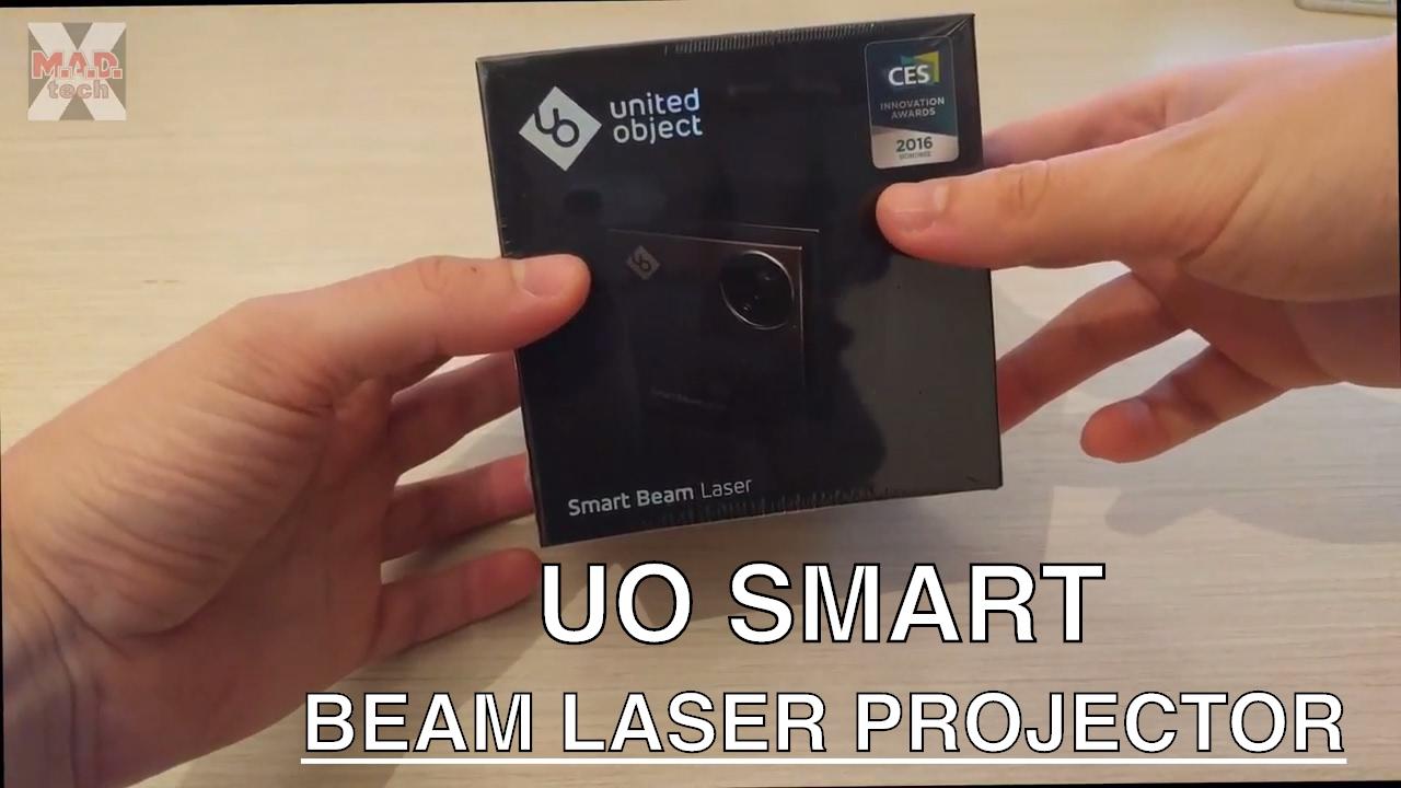 Uo Smart Beam Laser Projector 2017 4 Youtube