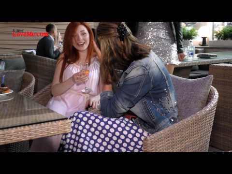 Ukrainian Women Reveal Their Intentions During Kherson Romance Tours - 4K Video