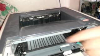 Hp 1320 imprime mas sai em branco (Solucionado)