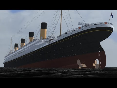 R.M.S Olympic: Loss Of The Old Reliable