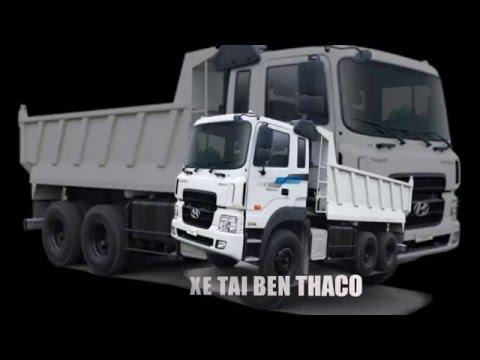 Giá xe tải Thaco, xe tải, xe ben các loại Thaco Trường Hải 0968.81.81.83