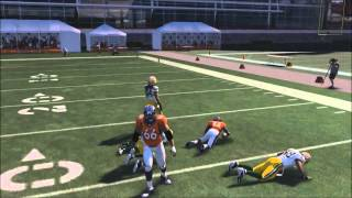Madden 15 Tips | 4-4 Split | Run Defense