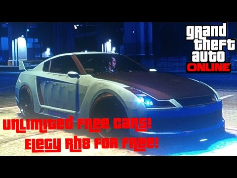 Grand Theft Auto Online - Free unlimited cars! [Requires socialclub]