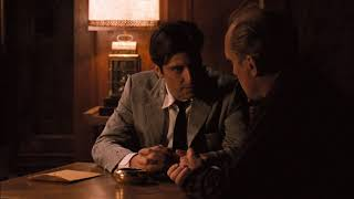 The Godfather: Part II (1974) - Attack on Michael