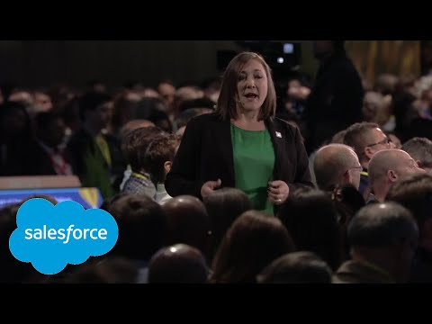 Salesforce World Tour London - Ch 2: UlsterBank