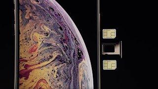 要为e-SIM选择国际版iPhone XS吗?