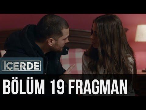 İçerde 19. Bölüm Fragman