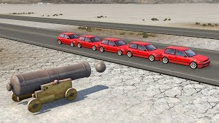 Beamng drive - Car Centipede (centiwheel)