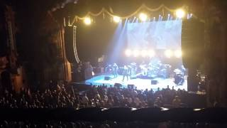 Morrissey 6.29.15 Every Day is Like Sunday. Akron Civic Theatre