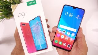 Oppo F9 Unboxing & Beautifull Impressions  [Urdu/Hindi]