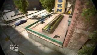 Grind on Winged Bench Skate 2