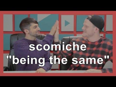 """scömìche """"being the same"""""""