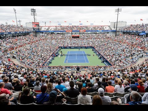 Watch live ATP World Tour practice court streaming from the Rogers Cup in Montreal