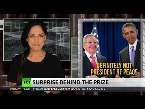 Nobel secretary regrets giving Obama Peace prize