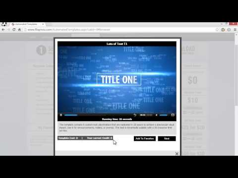 How To Make a Awesome YouTube Intro Video FREE (Easy & No Software) 2014