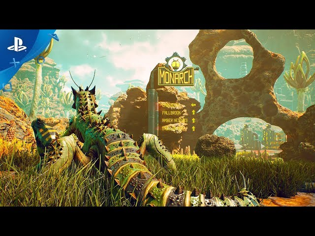 The Outer Worlds - Come to Halcyon Trailer   PS4