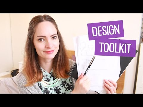Design essentials: Equipment, apps & resources | CharliMarieTV