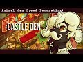 Speed Decorating the Castle Den! (Animal Jam)