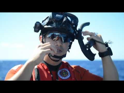 KOREAN & U.S. Coast Guard Rescue Swimmers Train In HAWAII