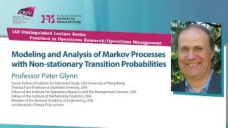 Modeling and Analysis of Markov Processes with Non-stationary Transition Probabilities