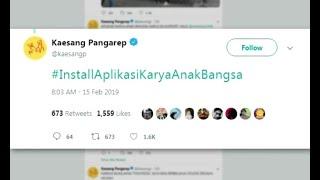 Viral Uninstall Bukalapak, Ini Tweet Kaesang Pangarep