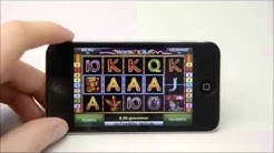 Book of Ra App für iPhone - Novo App im Test