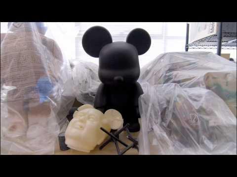 Frank Kozik - A Toy Designer's Studio