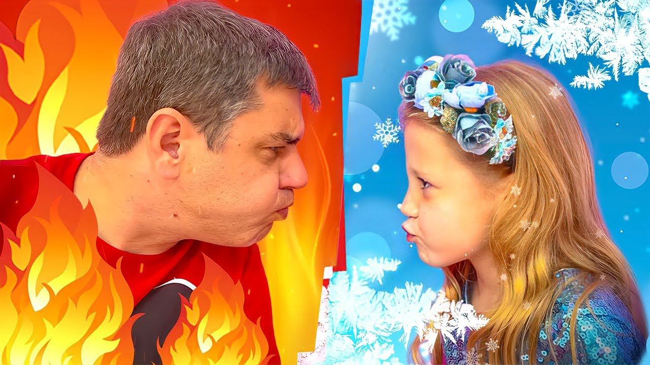 Nastya and stories for children about friendship and kindness