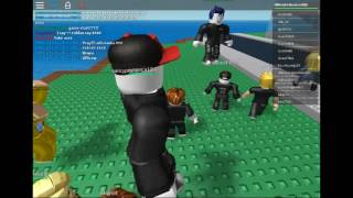 Roblox First Game Natural Disaster Survival: I have a twins I!!! #Malaysia