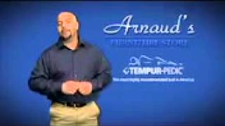 Tempurpedic Supreme Savings Event By Arnaud's Furniture Store
