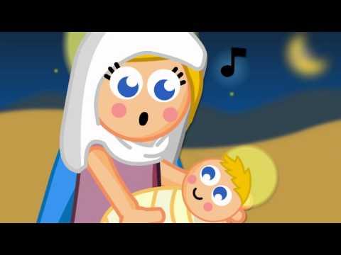 Santa Nit, plàcida Nit cançó infantil amb karaoke