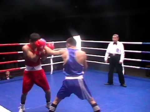 БОКС: А.Абылашимов (KGZ) - С.РАхманкулов (KZT)