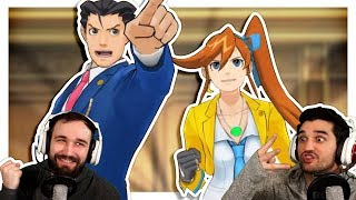 【 ACE ATTORNEY: DUAL DESTINIES 】 We're BACK!! | Blind Live Walkthrough Gameplay Part 1