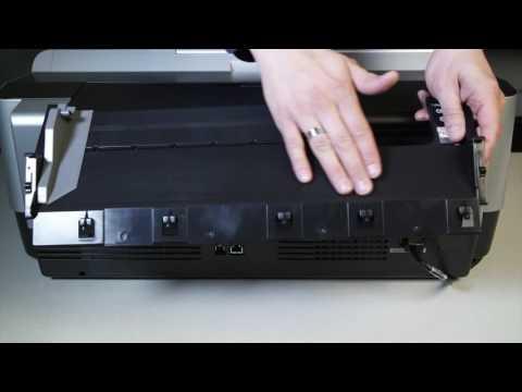 Epson Stylus Pro 3800 & 3880   Loading Fine Art Paper