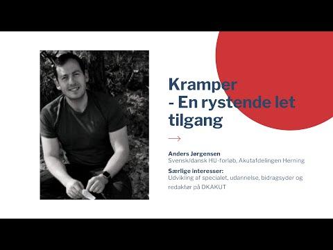 YDAM Kursusdag 7/3-21 - Kramper - Anders Jørgensen
