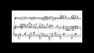 Astor Piazzolla - Le Grand Tango for Cello and Piano
