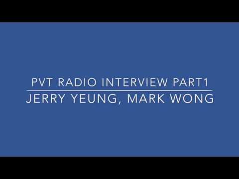 PVT Radio Interview (Part 1)