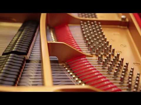 Testimony Yamaha CFX - Joseph Djafar (NDC Worship)