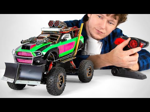 How To Transform 2 Old Cars Into Wicked Cool Monster Truck