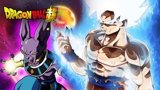 Dragon Ball Super Episode 131: MASTERED ULTRA INSTINCT GOKU & VEGETA FIGHT BEERUS DISCUSSION DBS 131