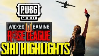 BEST FEMALE PUBG MOBILE PRO PLAYERS - ROSE LEAGUE S1R1 Tournament Highlights | Pubg Mobile