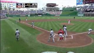2010/04/18 Counsell's grand slam