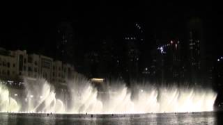Dubai Musical Fountain ( Dhoom Taana )