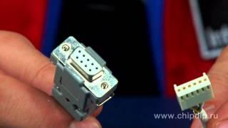 видео ICSP - внутрисхемное программирование PIC-контроллеров